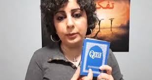 Image result for Ex-Muslim speaks up. I've been there, seen it all. Islam oppresses andoften kills women