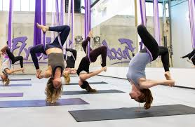 aerial yoga fly freak studio