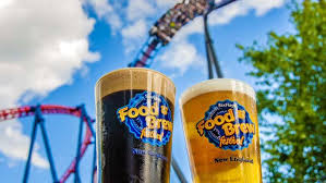 six flags food six flags new england hosting 10 day festival featuring