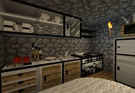how to make a kitchen in minecraft. Plain Kitchen How To Make Small Kitchen In Minecraft Pe Ideas Modern Singular 1024 Intended A I