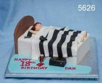 Boys 21st 18th Sweet Fantasies Cakes Stoke On Trent