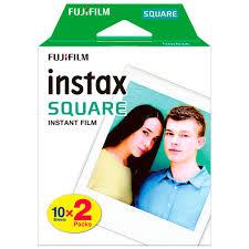 Купить Картридж для <b>фотоаппарата Fujifilm INSTAX SQUARE</b> ...