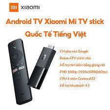 Review android tivi box xiaomi mibox s mdz-22-ab digiworld & mi tv stick  mdz-24-aa - minh tín shop