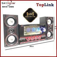 Dàn Âm Thanh Tại Nhà - Loa Vi Tính Hát Karaoke Có Kết Nối Bluetooth USB  SKYNEW - SKN395 - Phân Phối Bởi TopLink chính hãng 777,000đ