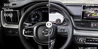 2018 volvo 60. interesting volvo 2018 volvo xc60 vs audi q5  digital instrument cluster and steering  wheel throughout volvo 60