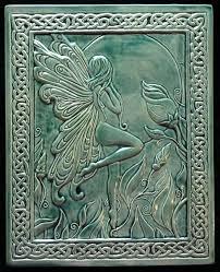 Decorative Relief Tiles celtic tiles 75