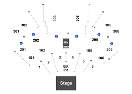 Five Points Irvine Seating Chart Morrissey Interpol Tickets Fivepoint Amphitheatre In