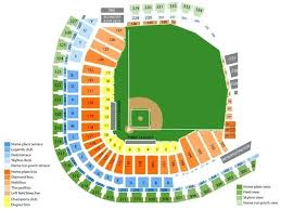 Wrigley Stadium Seating Chart Target Field Seating Chart Steelworkersunion Org