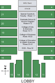 Minot State University Dome Seating Chart Msu Dome Seating Chart