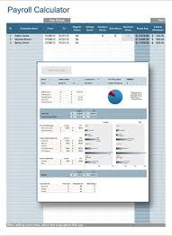 Raj Excel Payroll Calculator Excel Templates Free