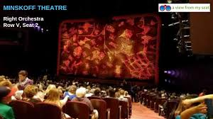 Tower Theater Virtual Seating Chart The Lion King Seating Guide Minskoff Theatre Seating Chart