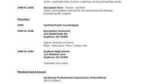 Resume Samples For High School Students With No Experience And Job ...