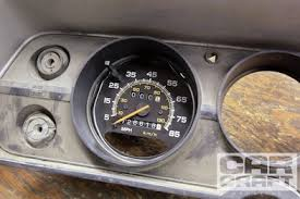 electric speedometer conversion junkyard builder car craft hot Computer Wire Harness at Odometer Wire Harness On Vehicle