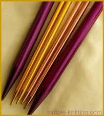 Knitting Needle Sizes And Needle Conversion Chart
