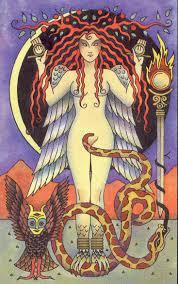 Resultado de imagen de lilith primera mujer del paraiso imagenes