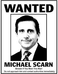 The office posters Art Michael Scarn Wanted Poster Threat Level Midnight The Office By Sbaldesco Redbubble Michael Scarn Wanted Poster Threat Level Midnight The Office