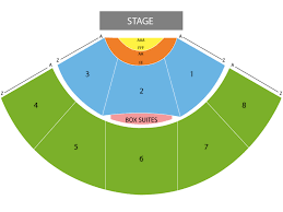 Pacific Amphitheatre Seating Chart Cheap Tickets Asap