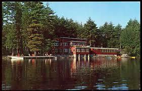 Image is loading 1950-039-s-The-Christmas-Tree-Inn-Summer-