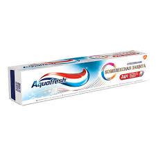 <b>Зубная паста</b> Aquafresh «<b>Комплексная</b> защита. Отбеливание ...