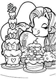 pony coloring page my pretty pony coloring pages coloring page my little pony free coloring ponytail