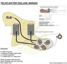 six string supplies 72 telecaster deluxe wiring fender telecaster wiring diagram 3 way 72 telecaster deluxe wiring