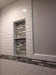 photo of arizona tile anaheim ca united states shower tile with accent