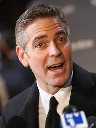George Clooney Hair Stylebistro