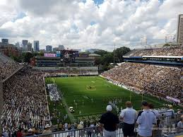 Visitor Seating At Bobby Dodd Stadium Rateyourseats Com