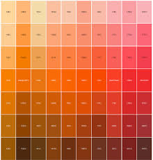 Orange Pantone Color Chart Logo Pantone Color Matching Orange In 2019 Pantone Color