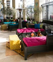 moroccan lounge furniture. Pink Florals, Lounge Vignette, Daybed, Moroccan Engagement Party, Brilliant Floral Colors, Furniture