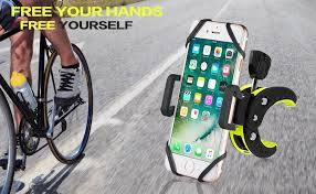 Bike Phone Mount,Bicycle Cell Phone Holder ... - Amazon.com
