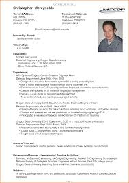 13 Good Resume For College Student Invoice Template Download Good