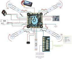 lumenier skitzo f4 flight controller powered by raceflight helipal connection diagram