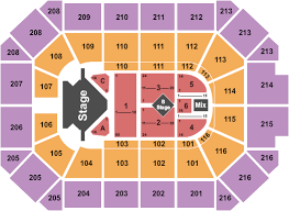 Allstate Arena Hockey Seating Chart Allstate Arena Concerts Allstate Arena Seating Chart