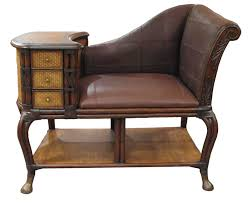 leather sofa antique leather settee