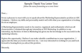 sample thank you letter after interview via email job interview thank you letter goodorbademail com