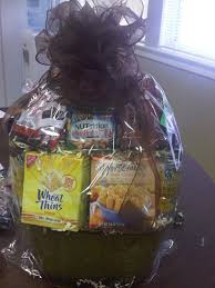a gift basket i made for a co worker s diabetic husband