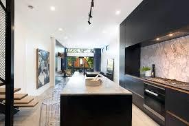 slab front kitchen cabinets source black minimal kitchen slab door wood kitchen cabinets