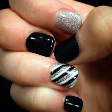40 easy amazing nail designs for short nails nail art ideas 2018