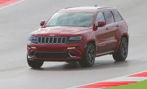 2014 Jeep Grand Cherokee SRT First Drive | Review | Car and Driver