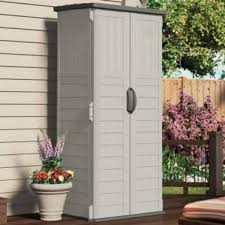 outdoor storage cabinets boxes