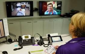 Video Teleconferencing Program Connecting Rural And Remote Services