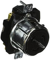 hubbell cs locking receptacle amp phase v pole  hubbell cs8369 locking receptacle 50 amp 3 phase 250v 3 pole 4 wire