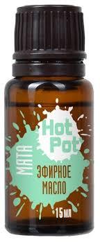 <b>Hot Pot эфирное масло</b> Мята — купить по выгодной цене на ...
