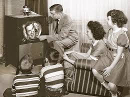 Image result for TV was in its infancy