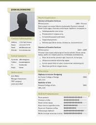 Awesome Resume Examples Magnificent Awesome Resume Examples Utmostus