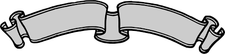 Ribbon Banner Template Black And White Ribbon Banner Template Clipart Best