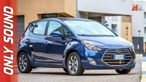 NEW HYUNDAI IX20 2018 - FIRST TEST DRIVE ONLY SOUND - YouTube