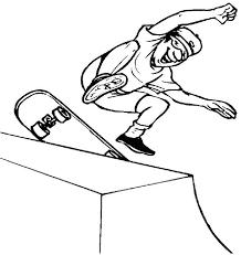 skateboard coloring skateboard coloring page skateboarder skateboard logo coloring pages