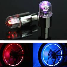 Universal Auto Reifen Ventil Rad Motorrad LED Ventilkappen Beleuchtung  Dekoration Fit Für Lada Opel Skoda VW
